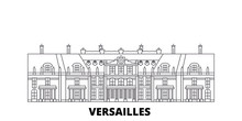 France, Versailles  Flat Trave...