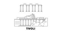 Italy, Tivoli, Villa Adriana F...