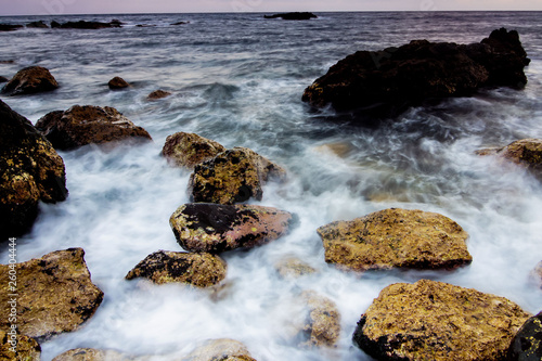 Photographie  Sea Coast in Tenerife