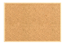 Empty Corkboard Background