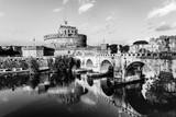 Zamek Sant 'Angelo (Mauzoleum Hadriana) w Rzymie, Włochy - 260450089