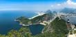 Blick vom Zuckerhut Rio de Janeiro
