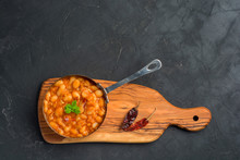 Baked Beans In Tomato Sauce Se...