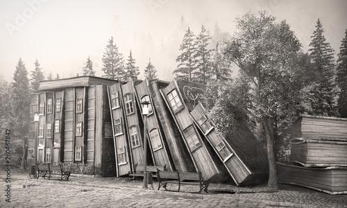 Photo  Library concept