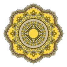 Mandala. Element For Design, V...
