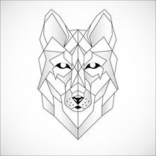 Vector Polygonal Triangular Il...