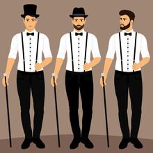 Gentleman. The Groom. Clothing. Collection. Wedding Men S Suit, Tuxedo.