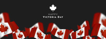 Victoria Day In Canada Vector ...