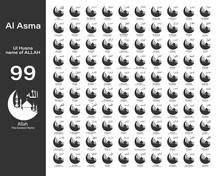 Asmaul Husna (99 Names Of Alla...