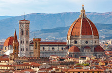 FLORENCE In Italy With The Gre...