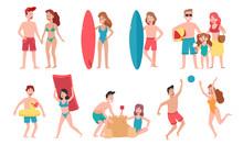 Beach People. Family Holiday V...
