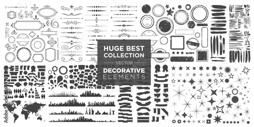 Foto  decorative elements