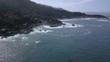 Big Sur California Coast Aerial Footage
