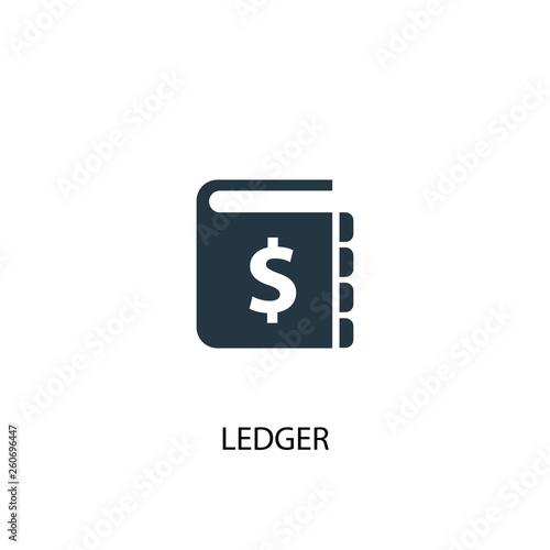 Photo ledger icon