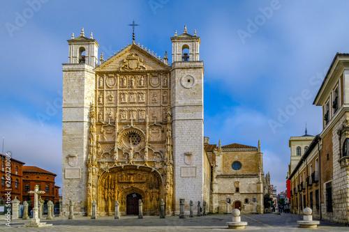 San Pable Church Valladolid Spain
