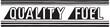 Quality Fuel - Retro Ad Art Banner