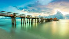 Naples Pier, Florida, USA