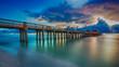 Scenic Naples Pier, florida