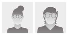 Woman And Man Avatar Pictures Profile