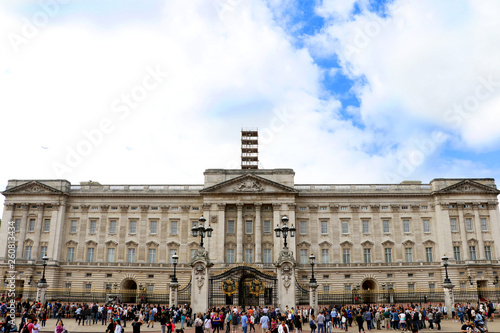 Buckingham Palace I Wallpaper Mural