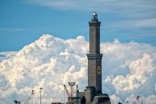 Genoa Lanterna Lighthouse City...