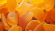 different bright colorful pieces candied fruit jelly (marmalade) close-up.abstract sweets background for your design.macro shoot.shallow depth of field.