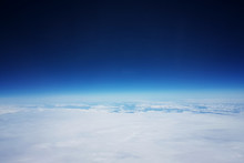 Low Earth Orbit - View Of Whit...