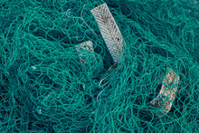 FIshing Nets In Bosa, Sardinia