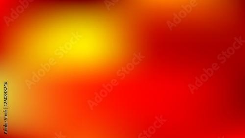 Recess Fitting Brick Orange Red Yellow Background