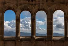 Montserrat Arches View