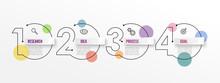 Thin Line Infographics Design ...