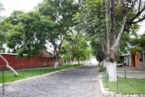 Fotografie, Obraz  Guatemala - Bélize