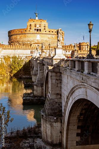 Foto  Castle of Saint Angel in Rome