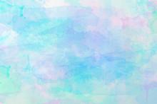 水彩の背景素材