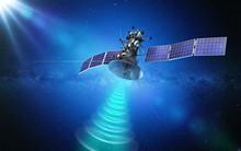 Communication Satellite Transm...