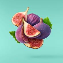 Fresh Juice Ripe Fig