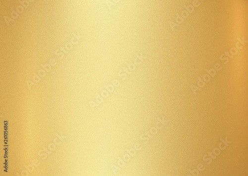Fototapeta gradient color background , light and shadow style polished metallic  obraz