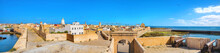 Wide Panoramic View Of Ancient...