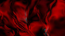 Abstract Red And Black Smoke T...