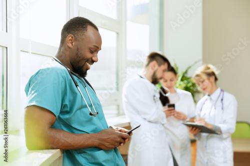 Fotografía  Healthcare people group