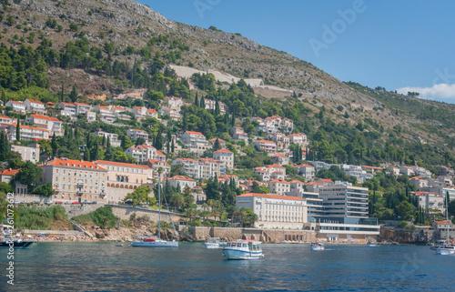 Foto  Old Harbour at Dubrovnik