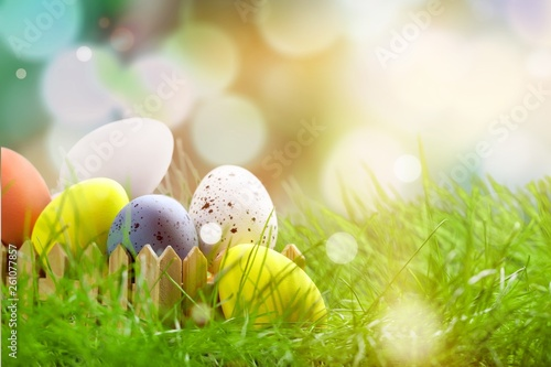 Photo  Easter.