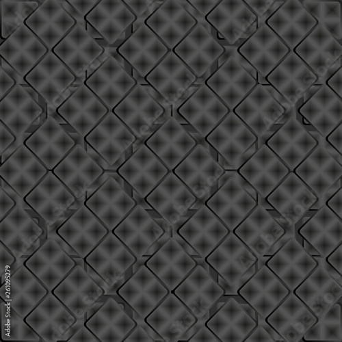 Deurstickers Leder abstract background beautiful pattern creative mosaic style beautiful