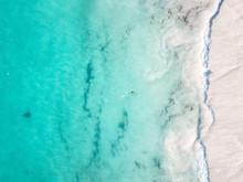 Turquoise Water Of Coastline T...