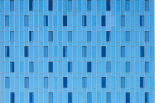 Abstract Building Exterior In ...