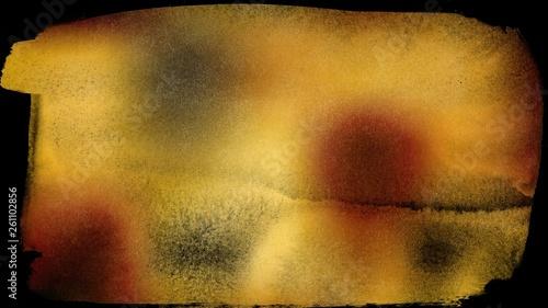 Dark Orange Grunge Background Image