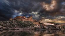 Castle Of Ibiza - Dalt Vila.