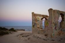Sea View Graffiti Spain Torrev...