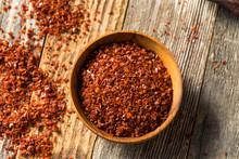 Spicy Organic Red Aleppo Pepper