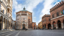 Plaza Of The Cathedral, Cremona
